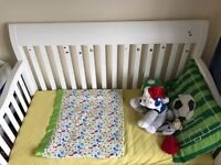 High Quality Cot bed (3 in 1) + Mattress