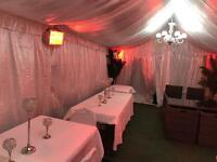 UNBEATABLE MARQUEE HIRE PACKAGE FOR ALL YOUR SPECIAL EVENTS!!!