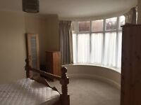 Newly Refurbished Large Double Room (with toilet and sink) Available in House Share