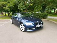 2010 BMW 3 Series Coupe 325i 3.0 Petrol Automatic LOW MILES