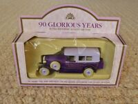 Lledo Rolls Royce Diecast Collectible Model Car Queen Mother 90th Birthday