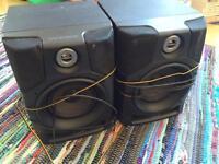 FREE: Aiwa speakers