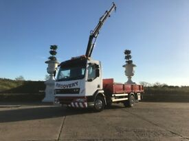 ***2005 DAF LORRY WITH CRANE PSV TO NOV 2018***
