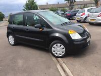 2006 RENAULT MODUS 1.5 DCI OASIS -- LONG MOT/- ROAD TAX ONLY 30 PER YEAR-- CHEAPEST TO RUN