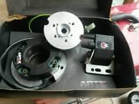 Yamaha aerox electronic rotar/magneto