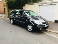 **MINT 7 SEATER**6 SPEED GRAND-SCENIC 1.6 VVT**FULL SERVICE HISTORY**1 YEAR MOT**TAX AND INSURED