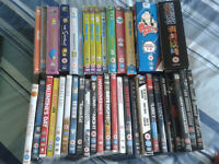 50+ DVD bundle/job lot mixed DVDs (action, thriller, romance, drama, comedy etc)