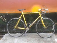 Raleigh Road Bike Racer Racing large frame 700c