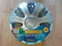 13 inch car wheel trims New, Good quality.