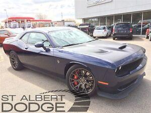 2016 Dodge Challenger SRT   HELLCAT   6SPD MANUAL   LOW KMS