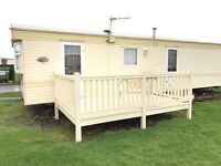 Fantastic Offer On This Stunning Static Caravan For Sale At Sandylands :) With Decking