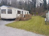 STATIC CARAVAN IN RUTHIN/MOLD FOR SALE