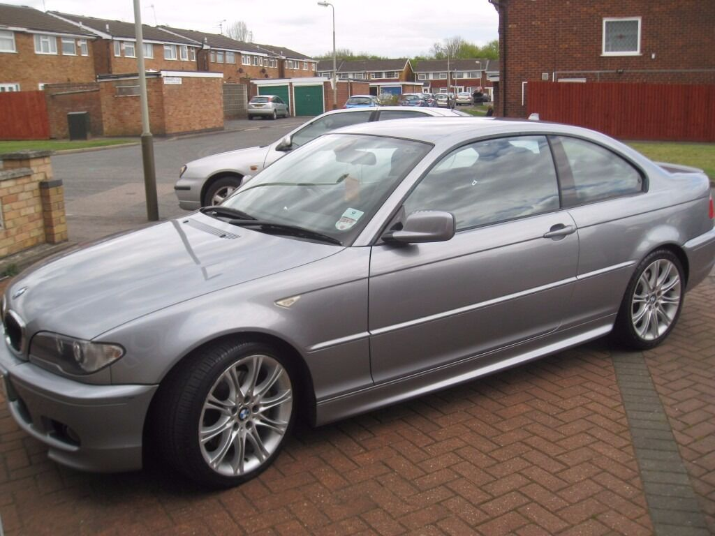 bmw 3 series coupe 2006 e46 3.0 330ci m sport | in birstall