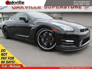 2014 Nissan GT-R BLACK EDITION   ONLY 22, 500KM's   WILL NOT LAS