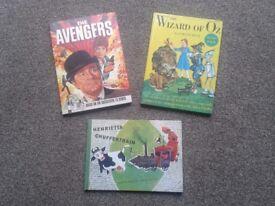 The Avengers Annual/The Wizard Of Oz/Henrietta Chuffertrain.