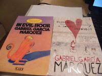8 Nice Condition Paperbacks by Gabriel Garcia Marquez, Sell Separately or Together