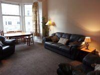 Bright 3 bedroom flat in Morningside area of Edinburgh