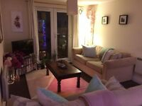 FLATMATE NEEDED! 1 bedroom in a sunny, friendly 2 bedroom furnished flat. 10 min walk to city centre