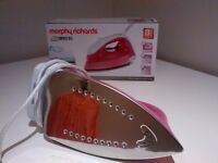 Morphy Richards breeze iron