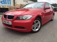 BMW - 318 D - Full BMW Service History - 3 Keepers - Clean Example