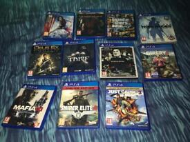 11 PS4 games