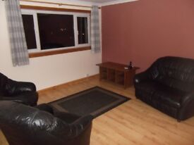 2 bed furnished flat to rent, Raigmore estate