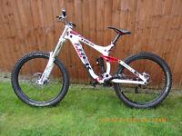 Trek Session 8 2012 Mountain Bike size medium £950.00 ONO