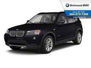 2013 BMW X3 28i Navigation Exec Tech Premium