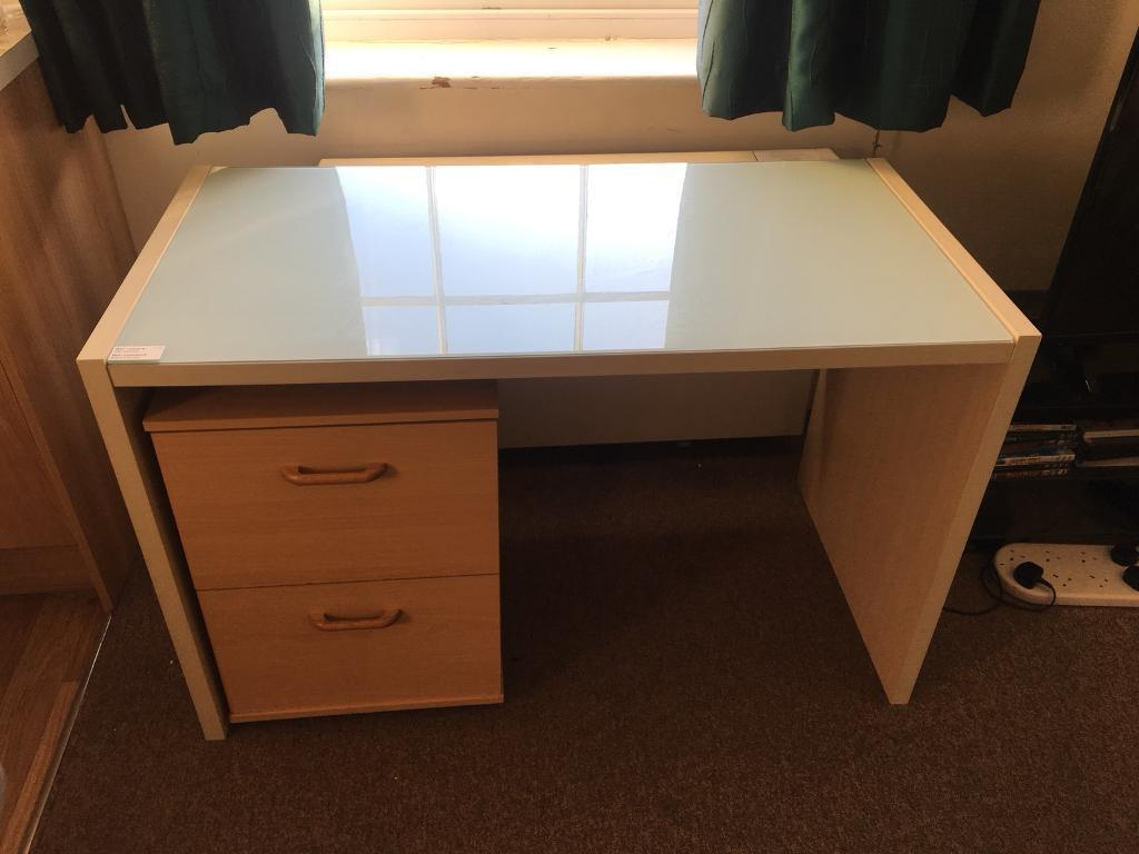 Desk And Draws