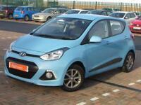 Hyundai i10 PREMIUM (blue) 2014-03-31