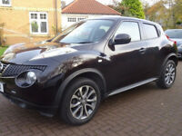 NISSAN JUKE 1.6 TEKNA 5d AUTO 117 BHP AUTOMATIC ++ 1 OWNER FROM NEW GREAT EXAMPLE OF LOW MILEAGE*