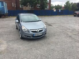 Great deal on a Vauxhall Corsa. Excellent runner and comes with brand new MOT
