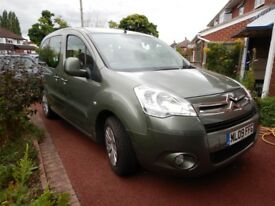 Citroen Berlingo Multispace VTR HDi 1.6; single family car with Full Service History