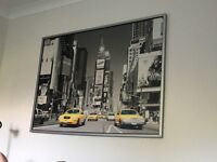 Large Times Square Picture