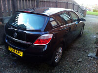 Vauxhall Astra 1.7 Diesel, Design 5dr, GREAT CONDITION, HALF LEATHER - £1250