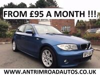 2005 BMW 116i SE ** GAS CONVERTED ** FINANCE AVAILABLE WITH NO DEPOSIT **