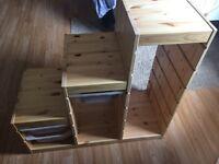 IKEA Trofast toy storage units x2
