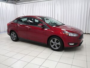 2016 Ford Focus SE ECOBOOST. LOADED SEDAN AT A GREAT PRICE !! w/