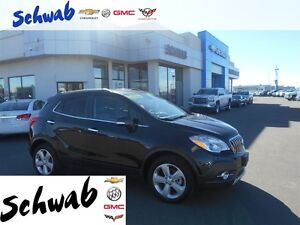 2015 Buick Encore CXL, Bucket Seats, AWD, Intellilink