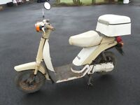 For Sale: Yamaha Passola Moped Motorcycle - Very Rare