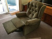 """""""Whitney"""" Manual Recliner Chair"""