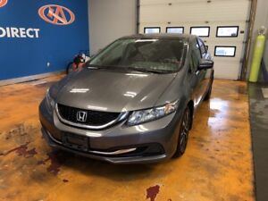2014 Honda Civic EX POWER SUNROOF/ POWER GROUP/ BLUETOOTH/ HE...