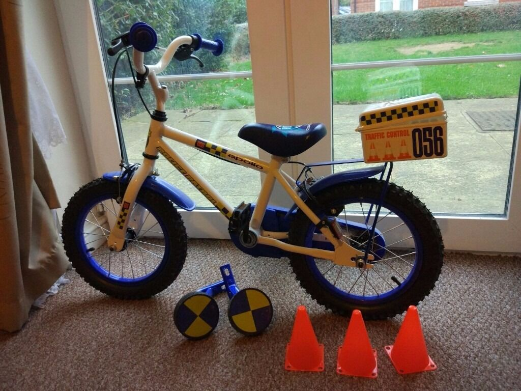 14 inch Police Bike for sale