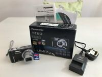Panasonic TZ20 Lumix digital camera