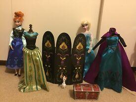 Frozen wardrobe set