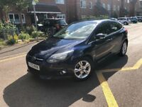 2013 FORD FOCUS 1.6L AUTOMATIC 30K GENUINE MILES LONG MOT FULL SERVICE HISTORY DRIVES LIKE A DREAM
