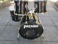 Drums - Premier APK Drum Kit - Early 90's
