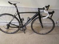 Raleigh Militis TEAM 2013 Team issue carbon fibre racing bike