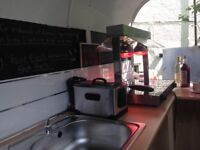 Classic horse trailer conversion/catering trailer/coffee/weddings/bar/mobile