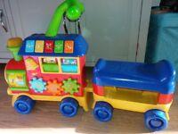 Walker Ride-On Learning Train.